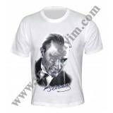 12 mart Mustafa Kemal Atatürk T-shirt