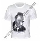 Öğretmenler Günü Mustafa Kemal Atatürk T-shirt