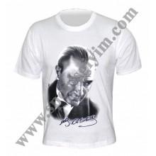 30 Agustos Mustafa Kemal Atatürk T-shirt