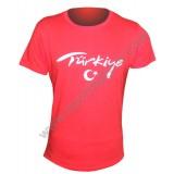 18 mart Türkiye ayyıldız T-shirt