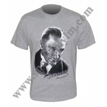23 Nisan Atatürk Baskılı Tişört